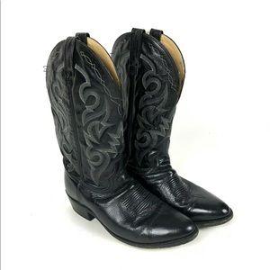 Dan Post Men's Leather Mignon Corona Cowboy boot